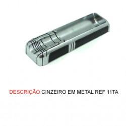 CINZEIRO EM METAL P/ CHARUTO