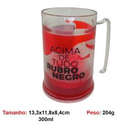 CANECA GEL FLAMENGO REF:004224